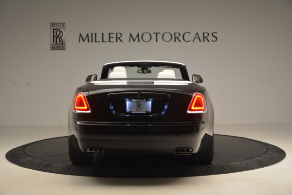 Used 2018 Rolls-Royce Dawn Black Badge for sale Sold at Bugatti of Greenwich in Greenwich CT 06830 6