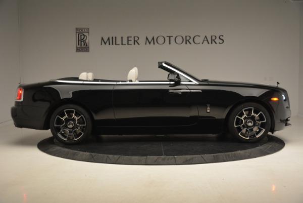 Used 2018 Rolls-Royce Dawn Black Badge for sale Sold at Bugatti of Greenwich in Greenwich CT 06830 9