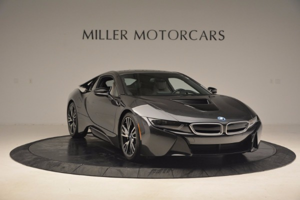 Used 2014 BMW i8 for sale Sold at Bugatti of Greenwich in Greenwich CT 06830 11