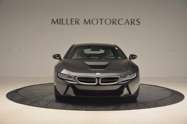 Used 2014 BMW i8 for sale Sold at Bugatti of Greenwich in Greenwich CT 06830 12