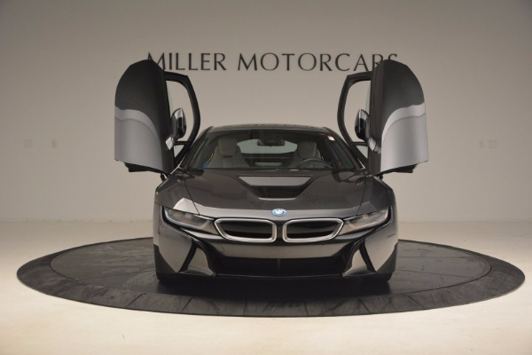 Used 2014 BMW i8 for sale Sold at Bugatti of Greenwich in Greenwich CT 06830 13