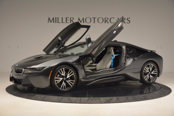 Used 2014 BMW i8 for sale Sold at Bugatti of Greenwich in Greenwich CT 06830 14