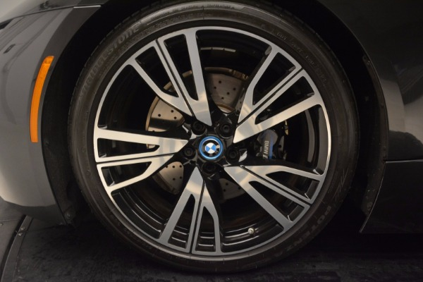 Used 2014 BMW i8 for sale Sold at Bugatti of Greenwich in Greenwich CT 06830 15