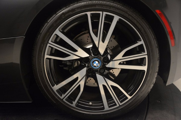 Used 2014 BMW i8 for sale Sold at Bugatti of Greenwich in Greenwich CT 06830 16