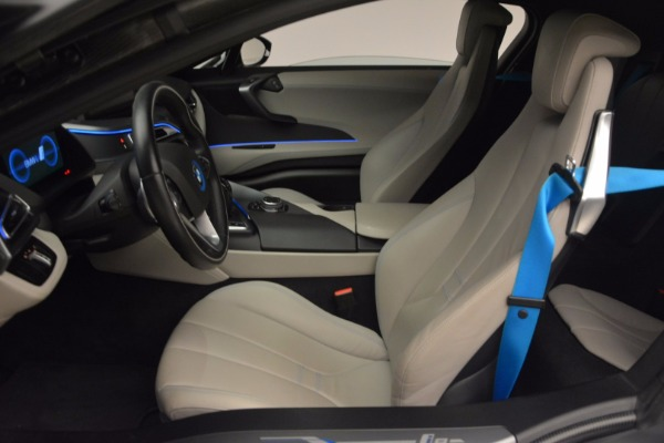 Used 2014 BMW i8 for sale Sold at Bugatti of Greenwich in Greenwich CT 06830 18