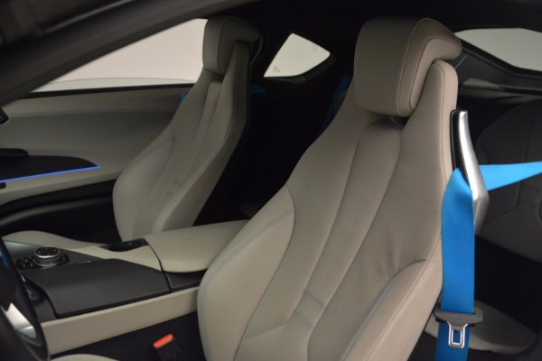 Used 2014 BMW i8 for sale Sold at Bugatti of Greenwich in Greenwich CT 06830 19