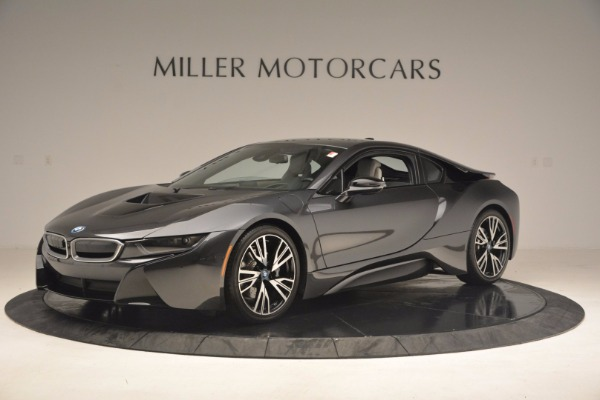 Used 2014 BMW i8 for sale Sold at Bugatti of Greenwich in Greenwich CT 06830 2
