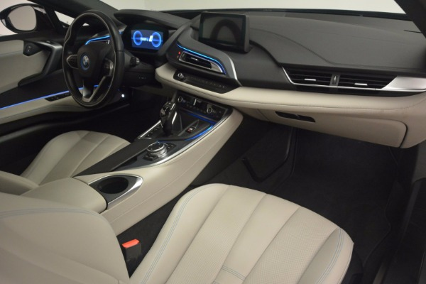 Used 2014 BMW i8 for sale Sold at Bugatti of Greenwich in Greenwich CT 06830 20