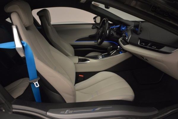 Used 2014 BMW i8 for sale Sold at Bugatti of Greenwich in Greenwich CT 06830 21