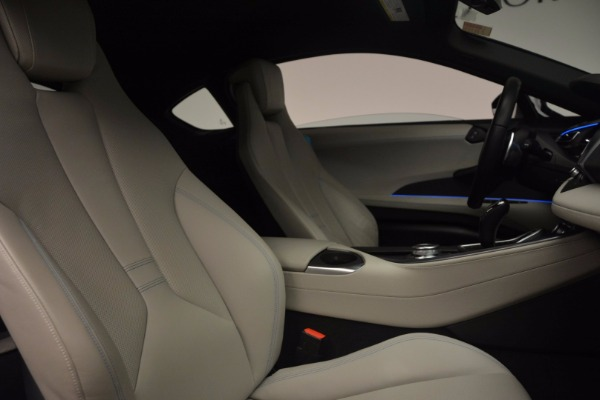 Used 2014 BMW i8 for sale Sold at Bugatti of Greenwich in Greenwich CT 06830 22