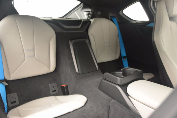 Used 2014 BMW i8 for sale Sold at Bugatti of Greenwich in Greenwich CT 06830 23