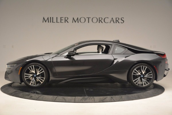 Used 2014 BMW i8 for sale Sold at Bugatti of Greenwich in Greenwich CT 06830 3