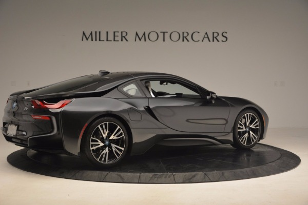 Used 2014 BMW i8 for sale Sold at Bugatti of Greenwich in Greenwich CT 06830 8