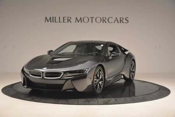 Used 2014 BMW i8 for sale Sold at Bugatti of Greenwich in Greenwich CT 06830 1