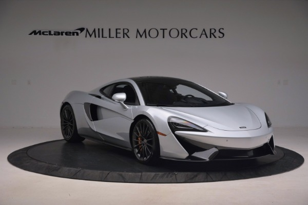Used 2017 McLaren 570GT for sale Sold at Bugatti of Greenwich in Greenwich CT 06830 11