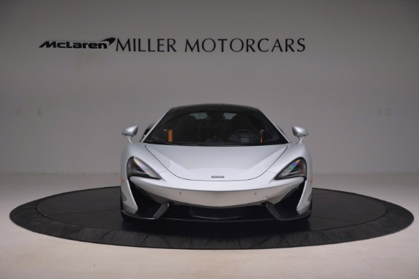 Used 2017 McLaren 570GT for sale Sold at Bugatti of Greenwich in Greenwich CT 06830 12