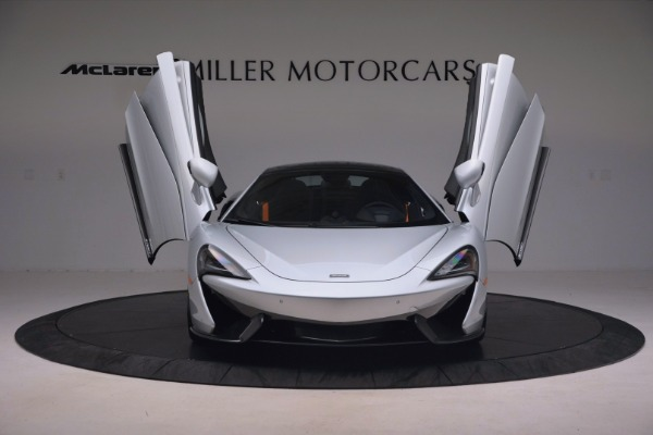 Used 2017 McLaren 570GT for sale Sold at Bugatti of Greenwich in Greenwich CT 06830 13