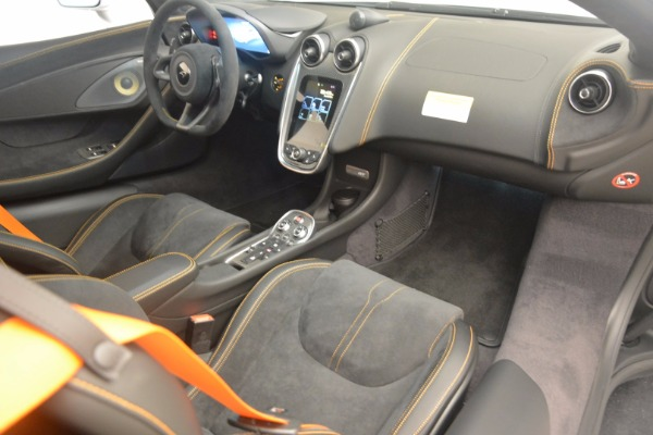 Used 2017 McLaren 570GT for sale Sold at Bugatti of Greenwich in Greenwich CT 06830 18