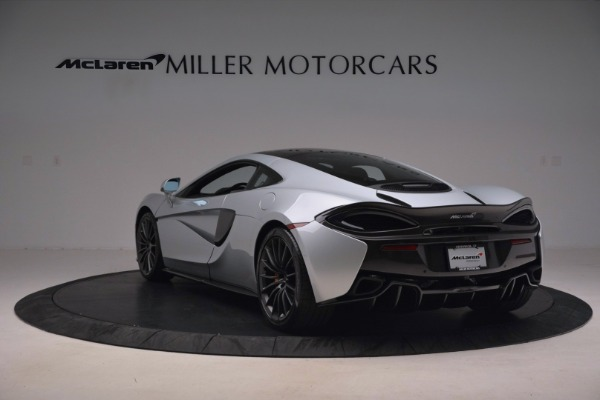Used 2017 McLaren 570GT for sale Sold at Bugatti of Greenwich in Greenwich CT 06830 5