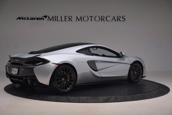 Used 2017 McLaren 570GT for sale Sold at Bugatti of Greenwich in Greenwich CT 06830 8