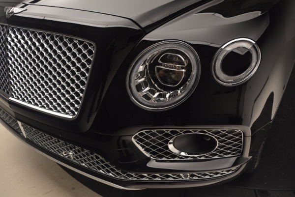 New 2018 Bentley Bentayga Activity Edition-Now with seating for 7!!! for sale Sold at Bugatti of Greenwich in Greenwich CT 06830 14