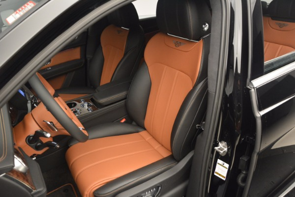 New 2018 Bentley Bentayga Activity Edition-Now with seating for 7!!! for sale Sold at Bugatti of Greenwich in Greenwich CT 06830 22