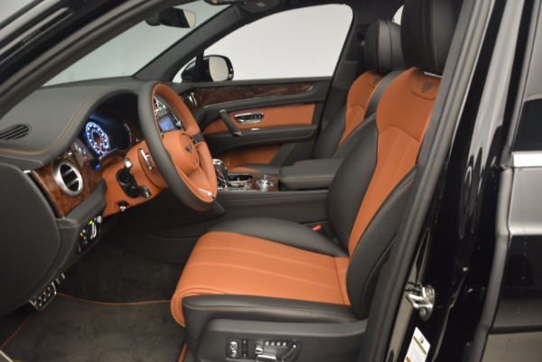 New 2018 Bentley Bentayga Activity Edition-Now with seating for 7!!! for sale Sold at Bugatti of Greenwich in Greenwich CT 06830 23