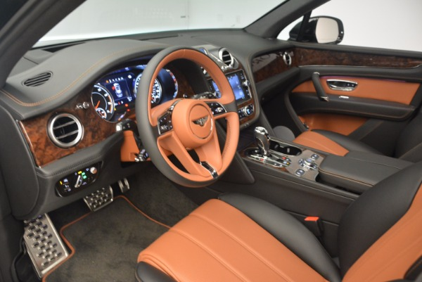 New 2018 Bentley Bentayga Activity Edition-Now with seating for 7!!! for sale Sold at Bugatti of Greenwich in Greenwich CT 06830 24