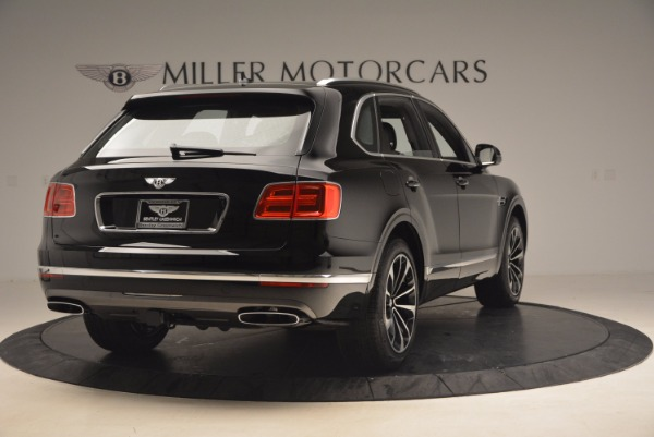 New 2018 Bentley Bentayga Activity Edition-Now with seating for 7!!! for sale Sold at Bugatti of Greenwich in Greenwich CT 06830 7