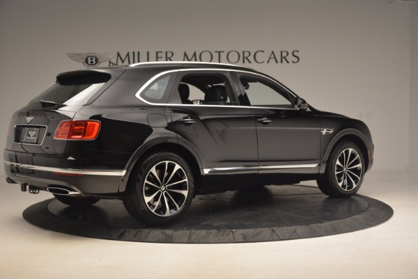 New 2018 Bentley Bentayga Activity Edition-Now with seating for 7!!! for sale Sold at Bugatti of Greenwich in Greenwich CT 06830 8