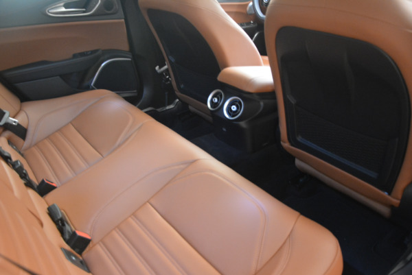 New 2017 Alfa Romeo Giulia Ti Q4 for sale Sold at Bugatti of Greenwich in Greenwich CT 06830 24