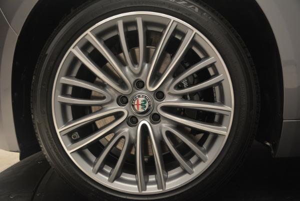 New 2017 Alfa Romeo Giulia Ti Q4 for sale Sold at Bugatti of Greenwich in Greenwich CT 06830 25