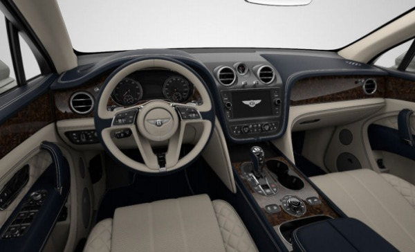 Used 2017 Bentley Bentayga for sale Sold at Bugatti of Greenwich in Greenwich CT 06830 9