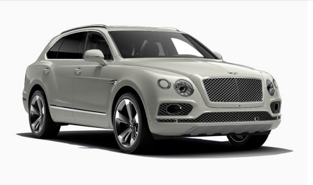 Used 2017 Bentley Bentayga for sale Sold at Bugatti of Greenwich in Greenwich CT 06830 1