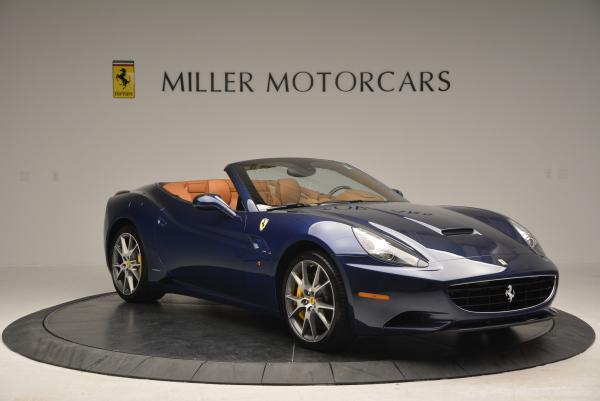 Used 2010 Ferrari California for sale Sold at Bugatti of Greenwich in Greenwich CT 06830 11