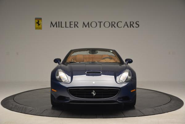 Used 2010 Ferrari California for sale Sold at Bugatti of Greenwich in Greenwich CT 06830 12