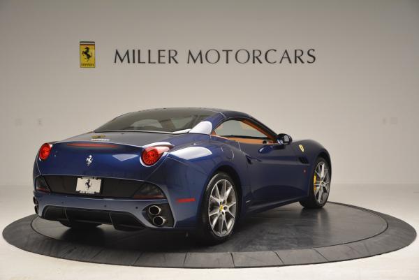 Used 2010 Ferrari California for sale Sold at Bugatti of Greenwich in Greenwich CT 06830 19