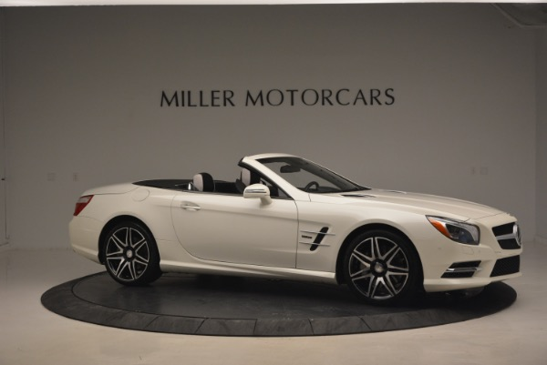 Used 2015 Mercedes Benz SL-Class SL 550 for sale Sold at Bugatti of Greenwich in Greenwich CT 06830 11