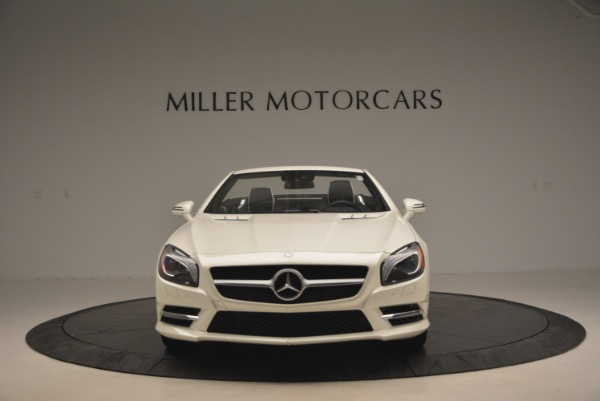Used 2015 Mercedes Benz SL-Class SL 550 for sale Sold at Bugatti of Greenwich in Greenwich CT 06830 13
