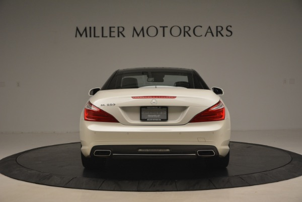 Used 2015 Mercedes Benz SL-Class SL 550 for sale Sold at Bugatti of Greenwich in Greenwich CT 06830 20