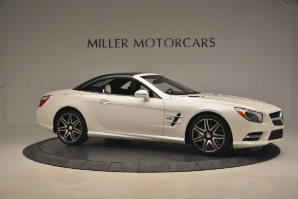 Used 2015 Mercedes Benz SL-Class SL 550 for sale Sold at Bugatti of Greenwich in Greenwich CT 06830 24