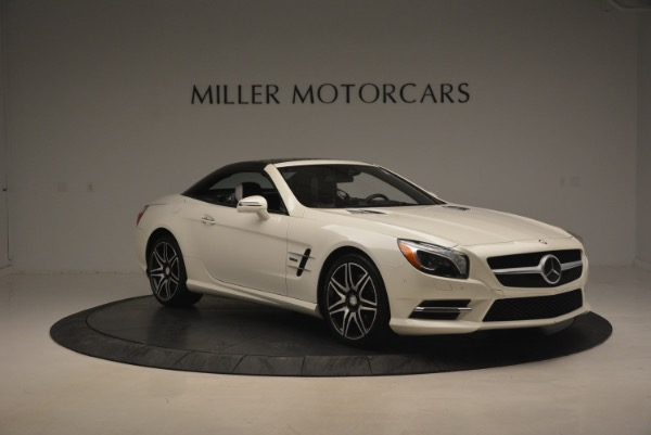 Used 2015 Mercedes Benz SL-Class SL 550 for sale Sold at Bugatti of Greenwich in Greenwich CT 06830 25