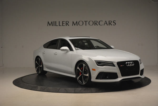 Used 2014 Audi RS 7 4.0T quattro Prestige for sale Sold at Bugatti of Greenwich in Greenwich CT 06830 11