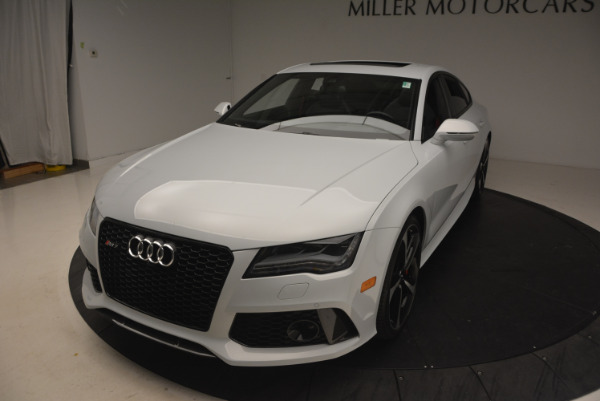 Used 2014 Audi RS 7 4.0T quattro Prestige for sale Sold at Bugatti of Greenwich in Greenwich CT 06830 14