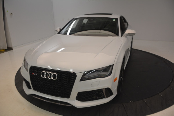 Used 2014 Audi RS 7 4.0T quattro Prestige for sale Sold at Bugatti of Greenwich in Greenwich CT 06830 15