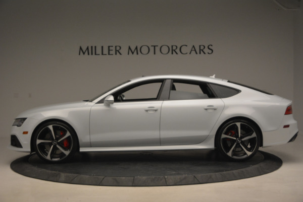 Used 2014 Audi RS 7 4.0T quattro Prestige for sale Sold at Bugatti of Greenwich in Greenwich CT 06830 3