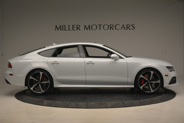Used 2014 Audi RS 7 4.0T quattro Prestige for sale Sold at Bugatti of Greenwich in Greenwich CT 06830 9