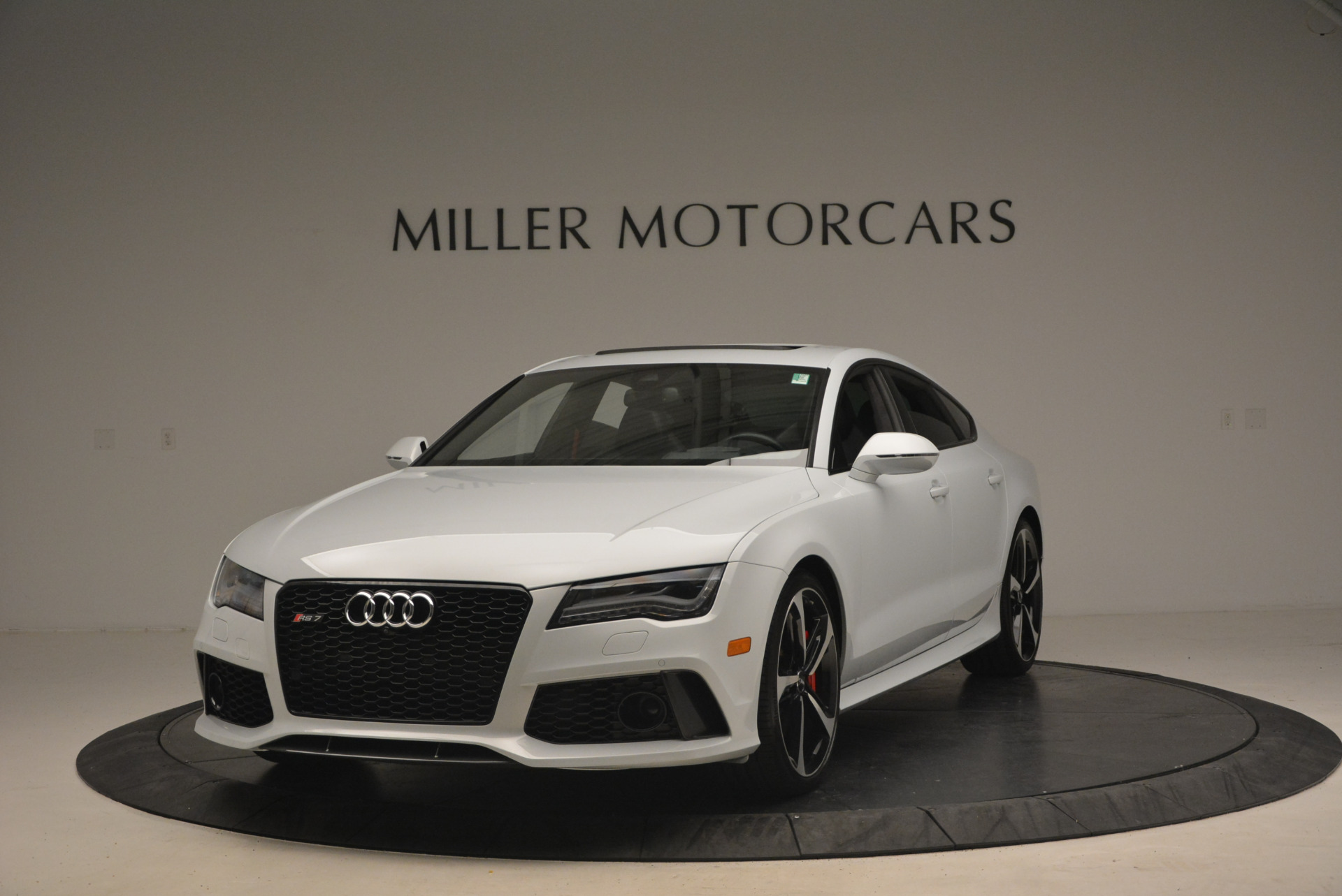 Used 2014 Audi RS 7 4.0T quattro Prestige for sale Sold at Bugatti of Greenwich in Greenwich CT 06830 1