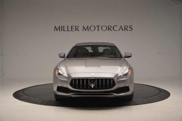 New 2017 Maserati Quattroporte S Q4 GranLusso for sale Sold at Bugatti of Greenwich in Greenwich CT 06830 13