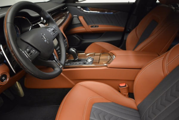 New 2017 Maserati Quattroporte S Q4 GranLusso for sale Sold at Bugatti of Greenwich in Greenwich CT 06830 15